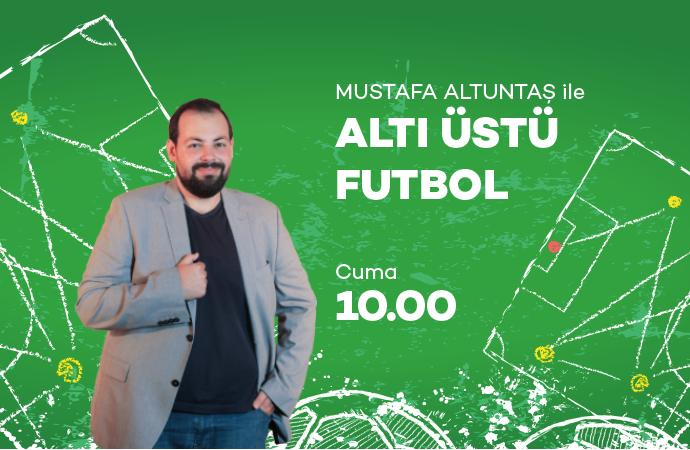 ALTI ÜSTÜ FUTBOL 12 04 2019