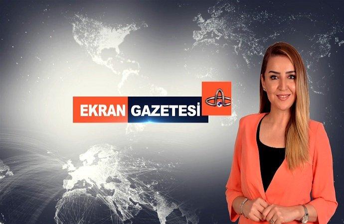 EKRAN GAZETESİ - EMEKLİ SUBAY ÖZCAN GÜRSOY 06 04 2021