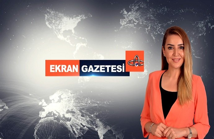 EKRAN GAZETESİ - UZM DR MELİH CEVDET ÇETİNKAYA 01 04 2021