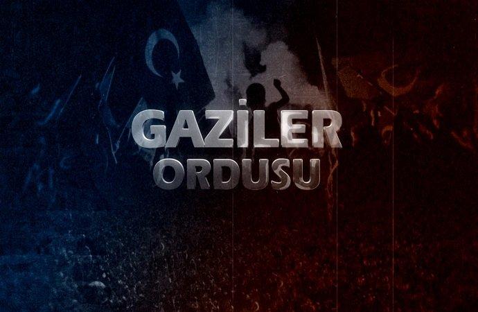 GAZİLER ORDUSU - SABRİ SERDAR KORE GAZİSİ 07 03 2021