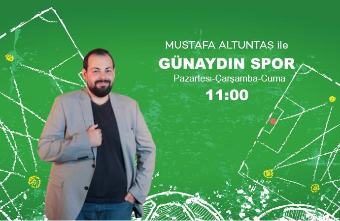 GÜNAYDIN SPOR - TÜRKİYE RAFTİNG FEDERASYONU BAŞKANI FİKRET YARDIMCI 01.07.2020