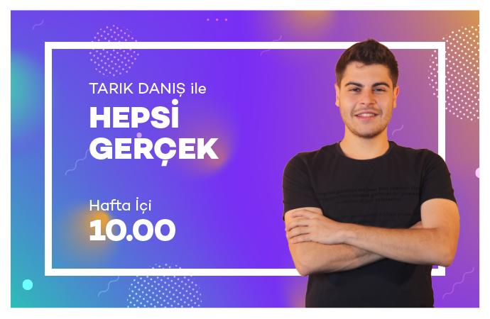 HEPSİ GERÇEK - 8.BÖLÜM