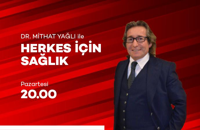 HERKES İÇİN SAĞLIK - DERMOMOTOLOJİ UZMANI DR. KEMAL TEKEŞ 20 01 2020