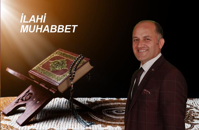 İLAHİ MUHABBET İL MÜFTÜ YARDIMICISI CEMAL UZUN 25.11.2020