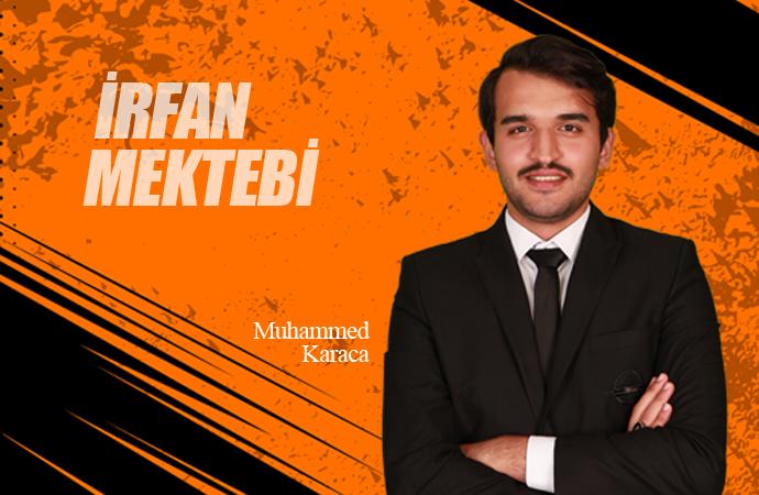 İRFAN MEKTEBİ - 04.04.2018