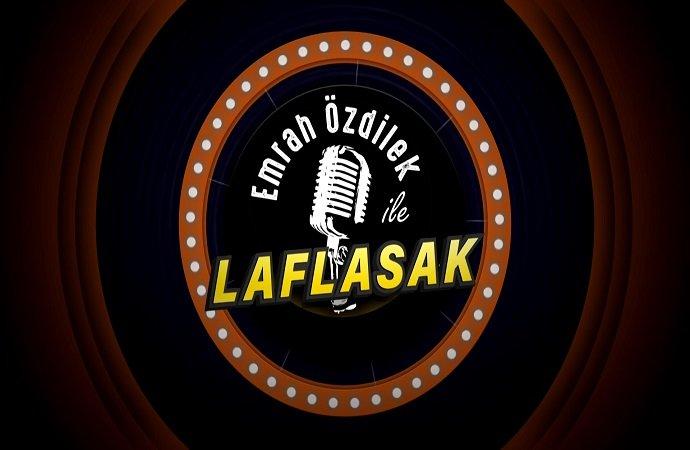 LAFLASAK - DİZİ VE SİNEMA OYUNCUSU CEZMİ BASKIN 30 10 2020