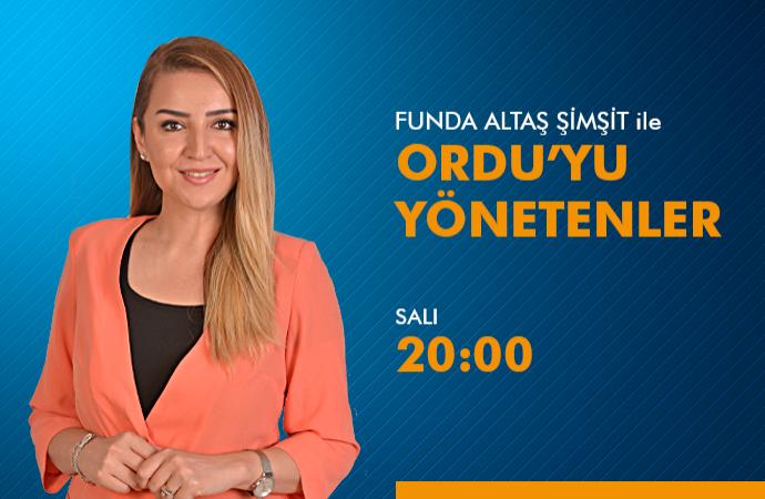 ORDUYU YÖNETENLER - ODÜ REKTÖRÜ PROF DR ALİ AKDOĞAN 22 10 2019