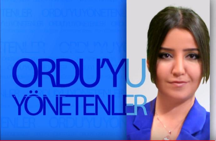 ORDUYU YÖNETENLER 24.10.2017 ( AHMET TÜRE / ÇATALPINAR BLD. BŞK )