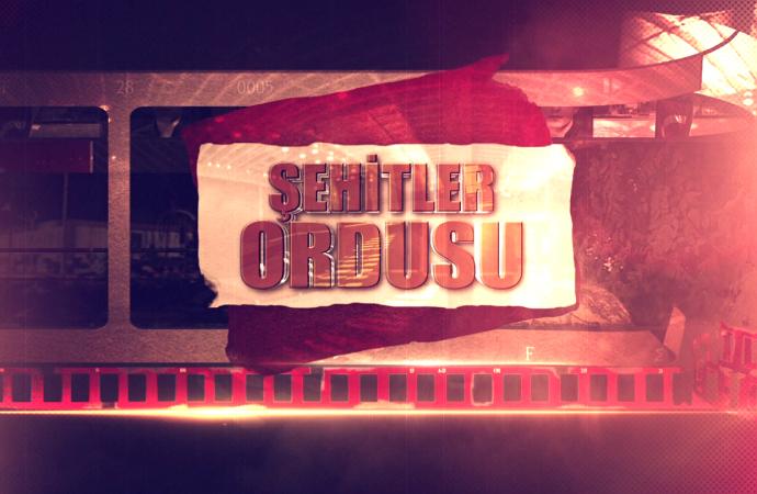ŞEHİTLER ORDUSU - 01 04 2018