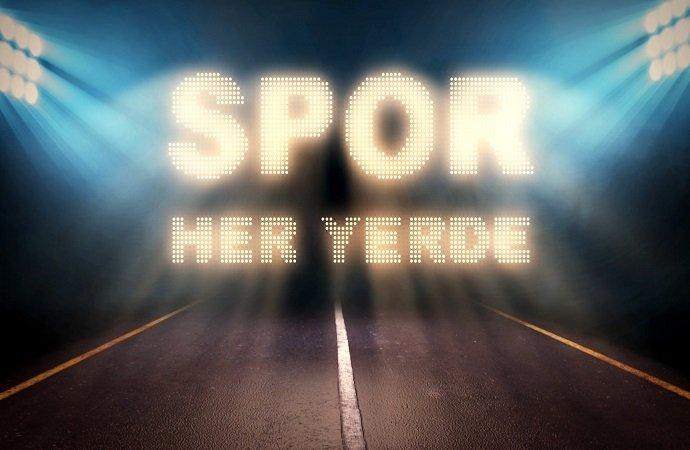SPOR HER YERDE - SPORDA \