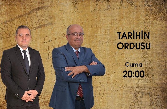 TARİHİN ORDUSU 01 BÖLÜM