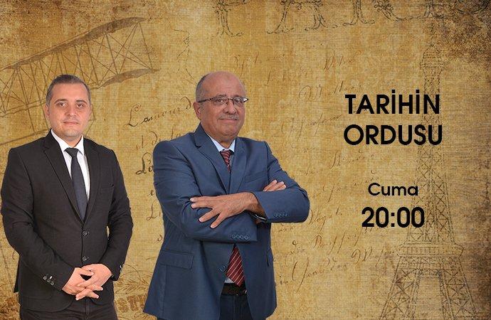 TARİHİN ORDUSU 08 BÖLÜM