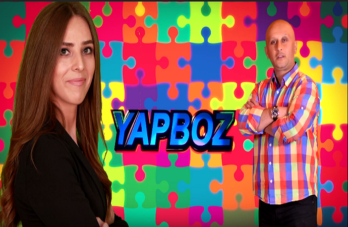 YAPBOZ - 23. BÖLÜM - 06.04.2018